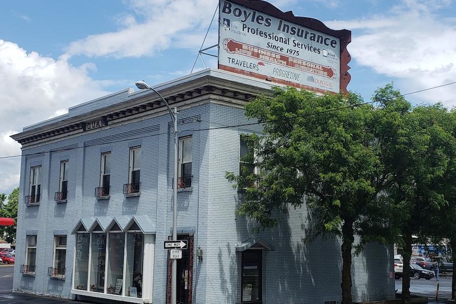 Boyles Insurance - Clearfield